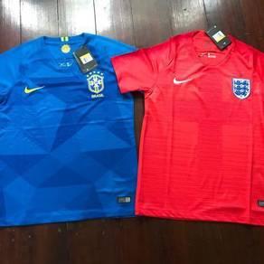 Jersey brazil dan england
