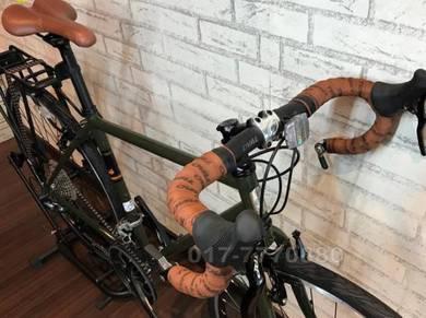 Fuji touring bike hybrid 27SP Deore bicycle 700C