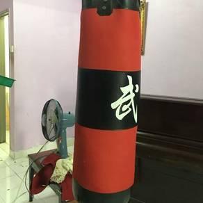 Punching Bag & Boxing Glove