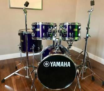 Yamaha Rydeen Fusion Drum Kit (Brand New)