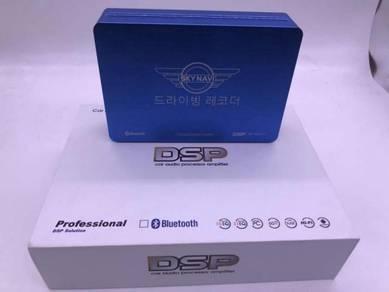 Sky Navi Digital Sound DSP Processor Plug and Play