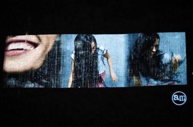 T Shirt ALANIS MORISSETTE - Concert Tour [L] USED