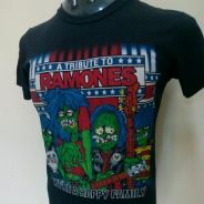 Ramones band t-shirt (repost)