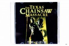 Original CD TEXAS CHAINSAW MASSACRE OST Soundtrack
