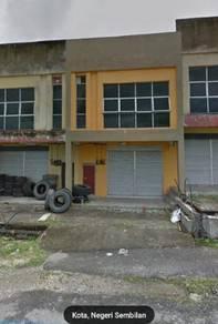 2 Storey birdnest shop lot for sale (Melaka)