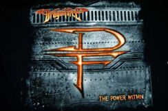 T Shirt DRAGONFORCE - The Power Within [L] NEW