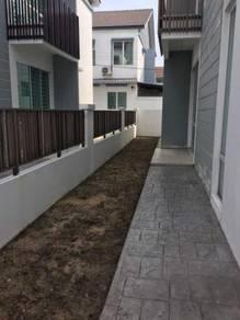 Taman Bukit Mintak Utama 2sty terrace intermediate Corner 1798sf