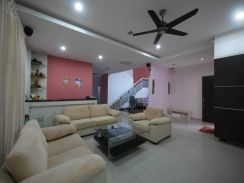 Double Storey Semi Detached House TAMAN SEMABOK PERDANA For Sale