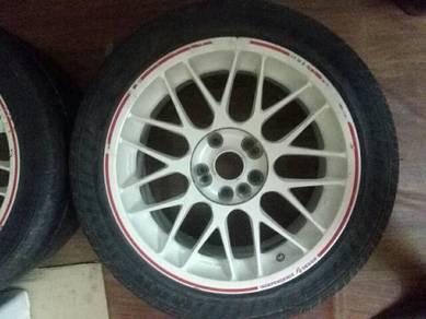 Sport rim 17 inch untuk dijual