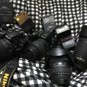 Nikon dslr fullset