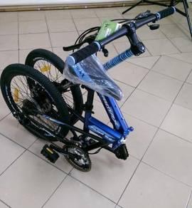 0% GST Disc Basikal Lipat Bicycle Shimano-Factory