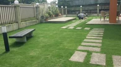 Rumput carpet dan khidmat tanam rumput