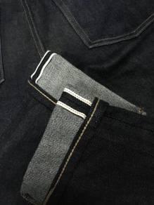 Jeans Uniqlo Kepala Kain Original