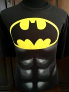 Nike Dc comics batman marvel supreme limited tee