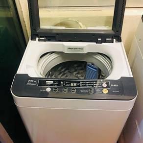 Washing machine 7.5kg panasonic free electrolux