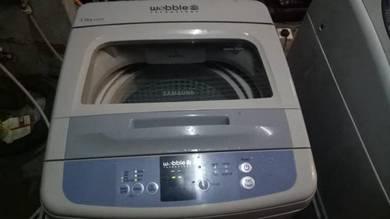 Washing machine mesin basuh Samsung 7.5kG