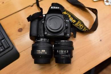 Nikon D610 ,35mm 1.8g DX , 20MM 2.8