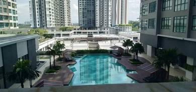 Rent to own (100% refunable rental) conezion ioi city putrajaya