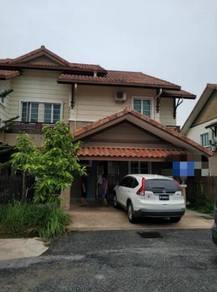 Bandar Tun Hussein Onn 2 storey semi detached