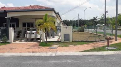 CORNER MURAH 40x65 Taman Desa Baiduri Bukit Kapar,Meru,Klang