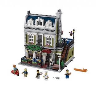 LEGO Creator Parisian restaurant Expert 10243