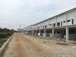 Of Double Story House 0% DownPayment & CashBach RM 30,000