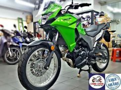 Versys -X 250 versys 250 Many Free Gift Now