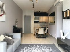 Bangi New Condo Completed - 15% Rebate 0 Down Payment Ready Move in