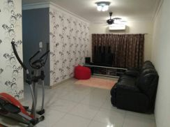 Zest Residence Bandar Kinrara Puchong Partly Furnished 2 Carparks