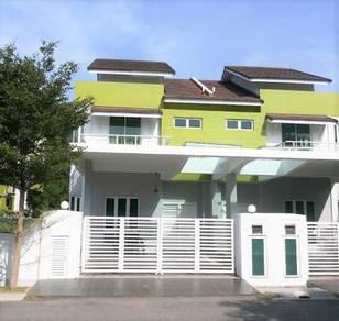 Teluk Bahang Semi-detached For Rent