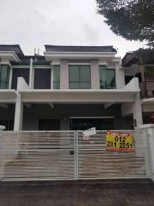 2 storey D'Infiniti Bandar Damai Perdana Cheras Balakong [CHEAP]