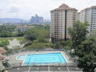 [RENOVATED] Pool View Sri Ayu Apartment Setiawangsa KL