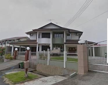 Double Storey Semi - D , Foochow Road,Kuching