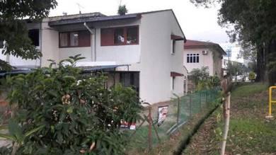 2 storey Taman Melawati, renovated,kitchen extended,non-bumi,freehold