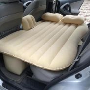 Air Bed Premium Quality For Car Travel Kid & Mom