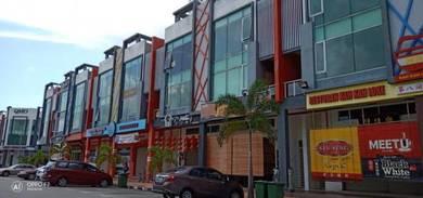 Ready Tenant Face Main Road 2 Storey Shop Kota Laksamana nr Atlantis