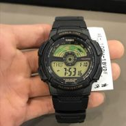 Casio World Time 10 Year Battery AE1100W