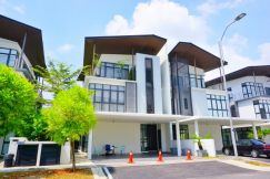 Semi D at Augusta Residence, Presint 12 Putrajaya
