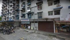Shoplot, Ground Floor, 516sqft, Ayer Itam