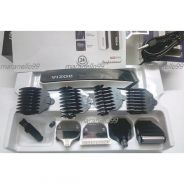 5 Heads In 1 Rozia Rechargeable Hair Beard Trimmer