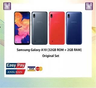 Samsung Galaxy A10 [32GB/2GB] Original Set
