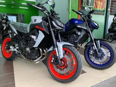 Yamaha mt-09 - raya offer low depo fast approve