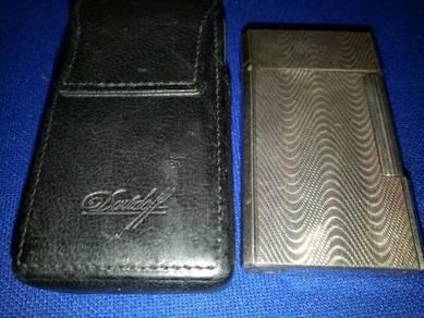Davidoff zippo lighter