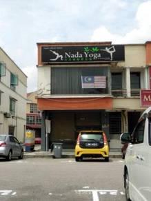 Taman Daya, Jalan Sagu, Double Storey Shop, Johor