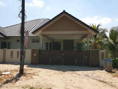 2 UNIT SEMI D Di Mukim Serdang, Melor, Kota Bharu
