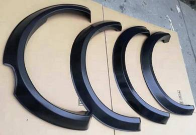 Ford ranger t7 t8 raptor fender flare arch abs 1