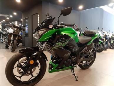 Kawasaki z250 z 250