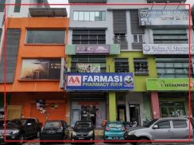 Shop, Taman Permata, Ulu Klang, Ampang (Q 2153)