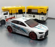 Hotwheels Custom Lancer Evolution