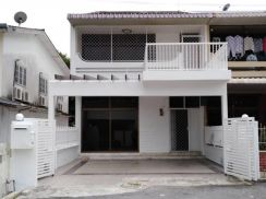 2 storeys terrace at Dato Keramat Lebuh Nyiur - 3 rooms 3 bathrooms